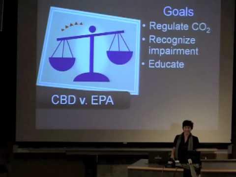 Miyoko Sakashita on Ocean Acidification