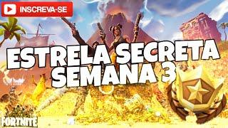 Secret Star WEEK 3-FORTNITE missions