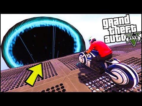 LA RAMPA DISTRUTTRICE su GTA 5 ITA thumbnail