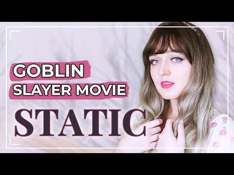 【ShiroNeko】 FULL Goblin Slayer Movie: Goblin's Crown Theme Song - STATIC / Mili ❄️〔Cover〕