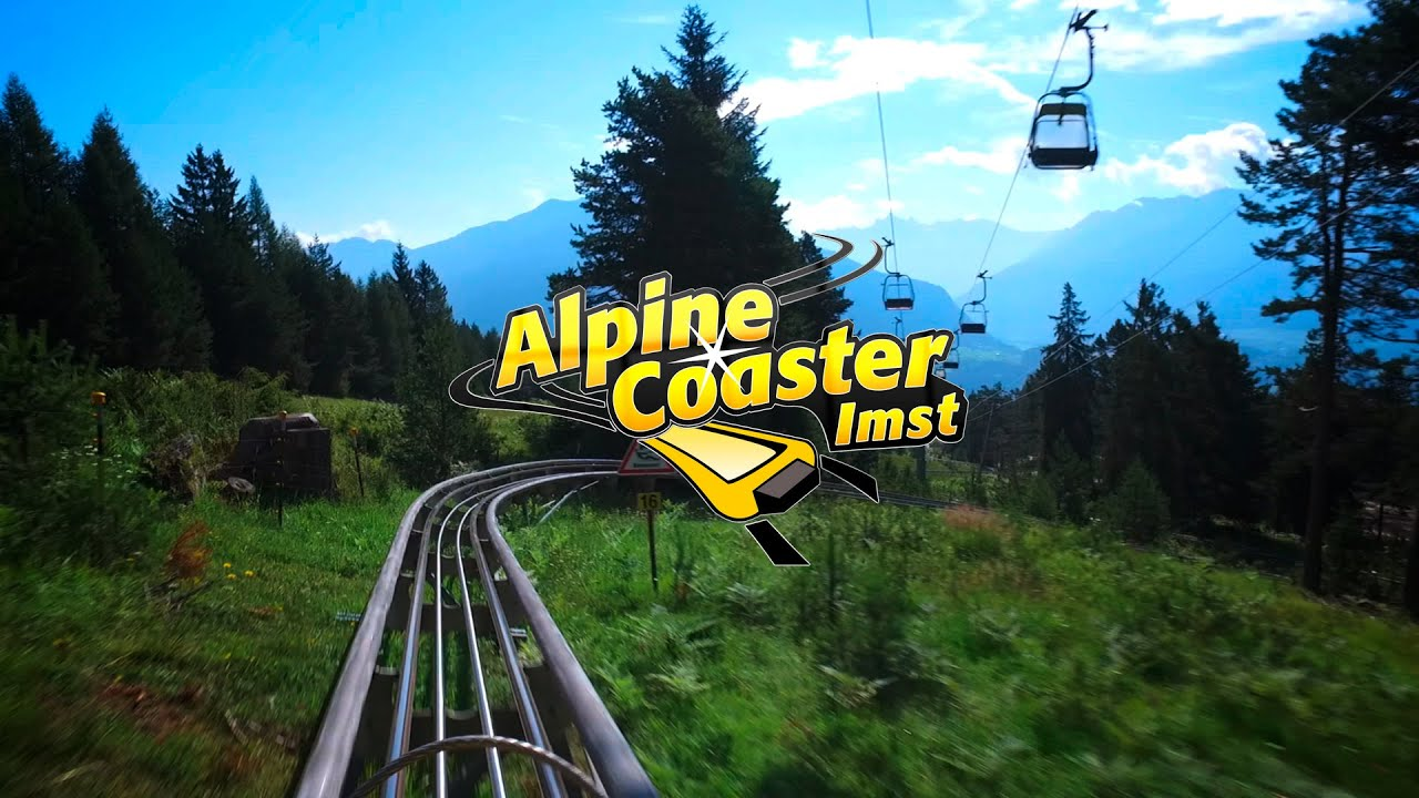 For even more excitement, our double play ticket offers one ride on the mountain coaster and one ride on the alpine slide at a 15% savings. Alpine Coaster In Imst Langste Sommerrodelbahn Der Alpen
