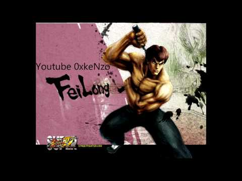 Super Street Fighter 4 Fei Long Theme Soundtrack HD
