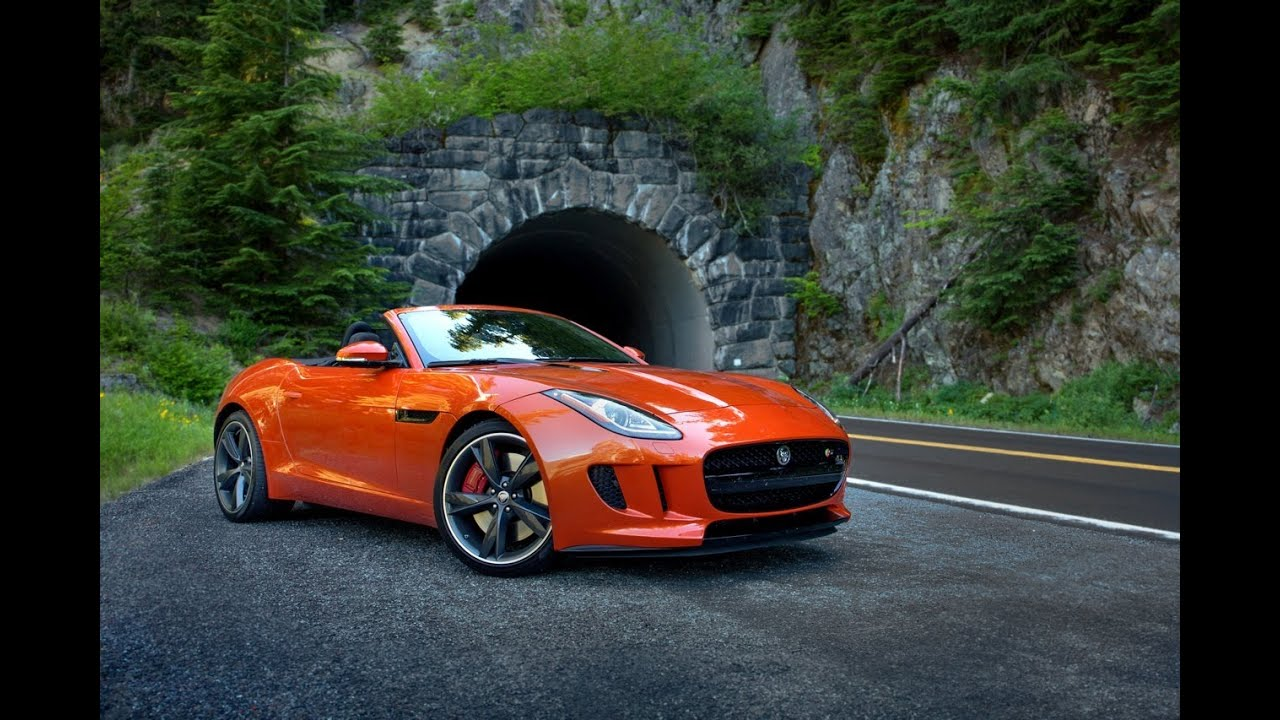 Elegant 2014 Jaguar F Type Review   YouTube