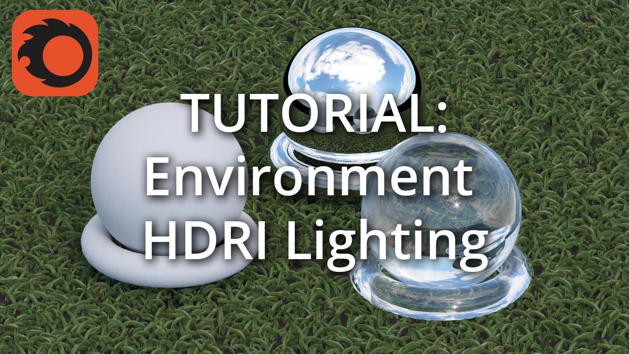 How to set up HDRI environment? : Corona Renderer Helpdesk