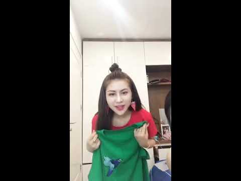 #102 girl lo hang ,livestream | bán hàng online