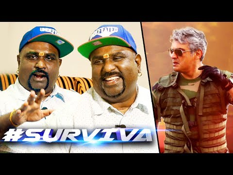 Surviva song is about Ajith Sir's Life & Mine too : Yogi B Rapper Interview | Anirudh's Vivegam Song