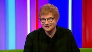Ed Sheeran DIVIDE Album Interview