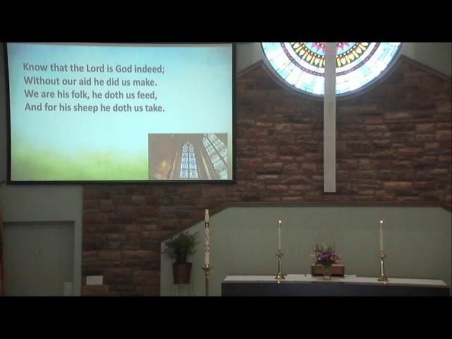 7/18/2021 Worship Service