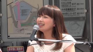 石井かおり 夢から醒めて 船橋駅前 2013 /09 /22 石井香織 動画 27