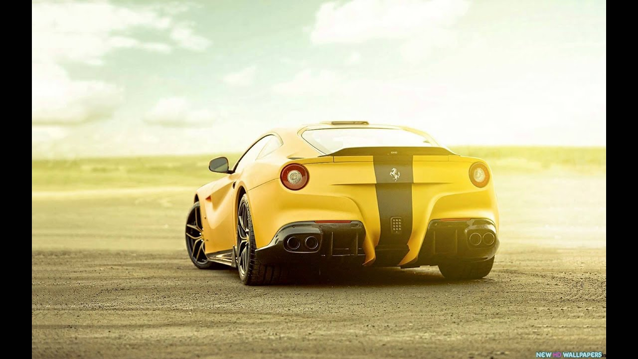 Cool Ferrari Car Wallpaper