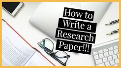 writing a legal research paper There is an art to writing legal research papers although somewhat intimidating to the novice, once you learn the basics, writing legal research papers is no more difficult than writing a term paper first of all, you need to know how to conduct legal research there are a number of websites which can assist you.