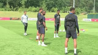 John Cross on the FA's innovative media day with England