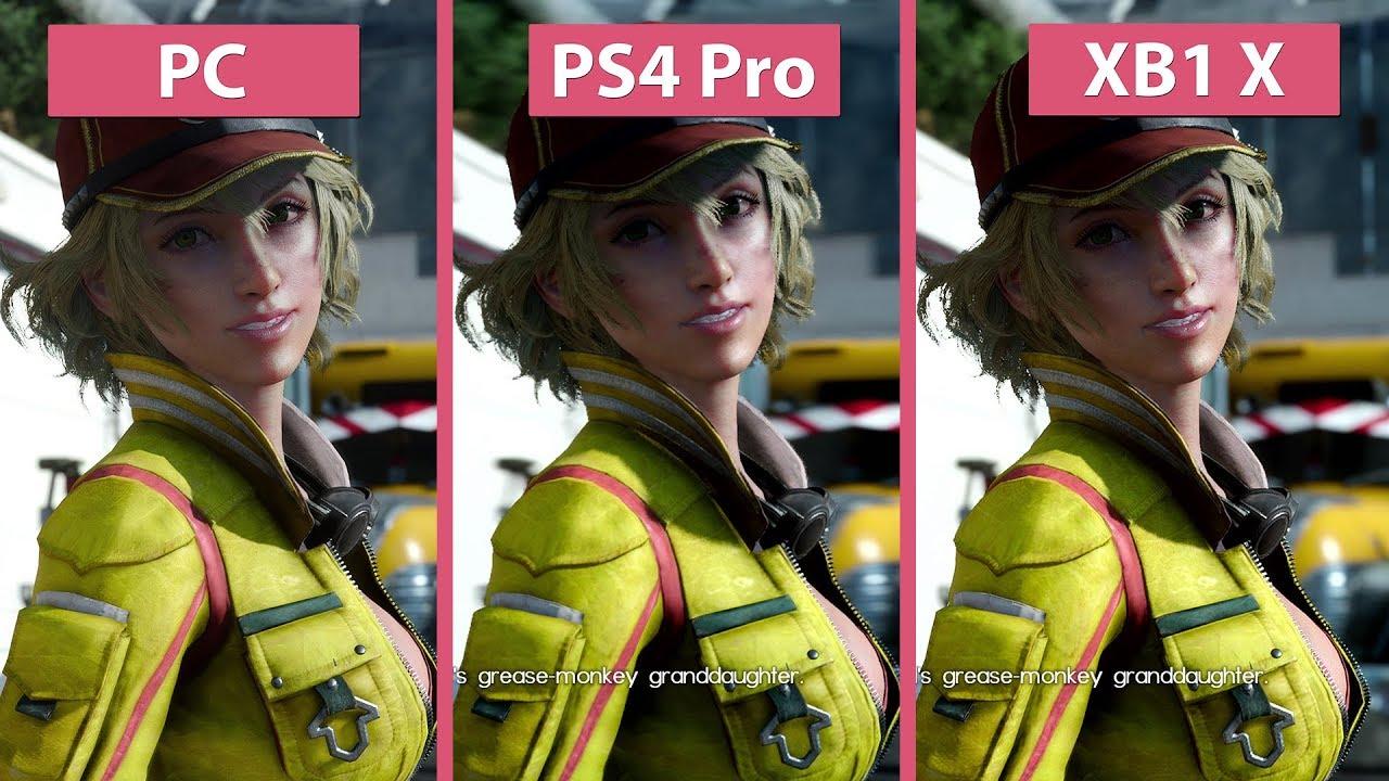 有名な Ps4pro Ff15 - 最新のHDゲームコレクション Xbox One X Vs Ps4 Pro Graphics Comparison