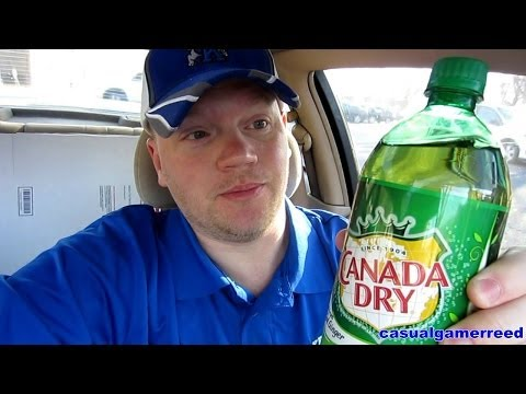 Reed Reviews - Canada Dry Ginger Ale