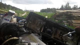 Диагностика двигателя ВАЗ.