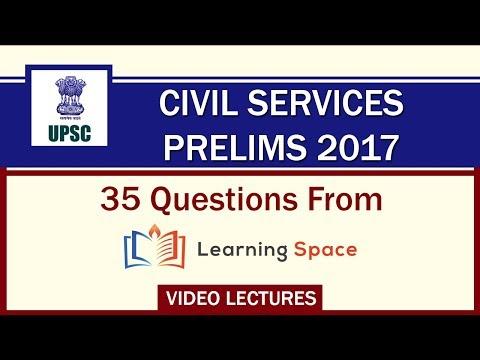 UPSC Prelims 2017... Analysis