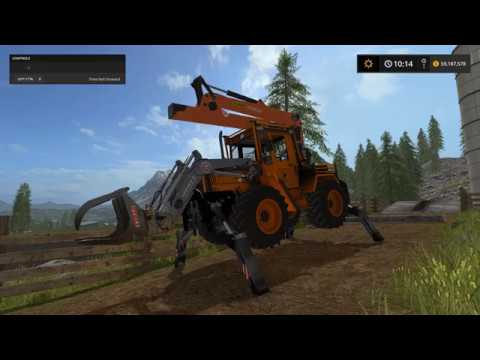 Farming Simulator 17 MB Trac Mod review
