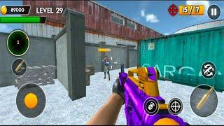 FPS Shooting Counter Terrorist FPS Gun Strike - Android GamePlay - FPS Shooting games Android #18