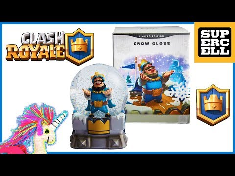 King Snow Globe Clash Royale Spin-A-jSALEj #32