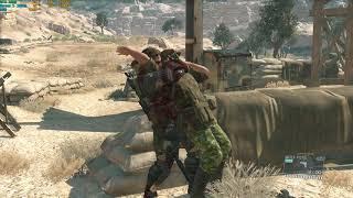 Metal Gear Solid V: The Phantom Pain | Ryzen 5 1600x + GTX 1060 6GB