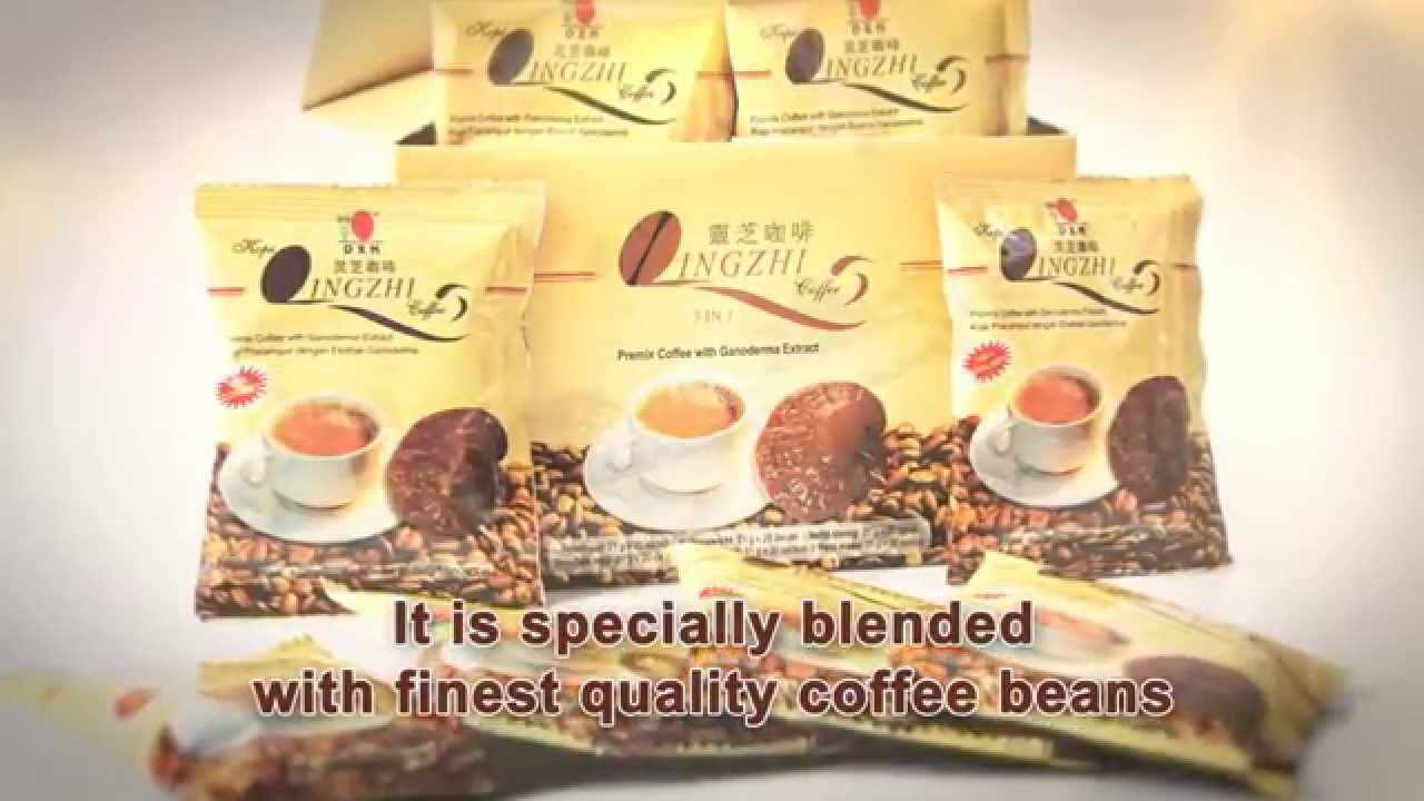 DXN Lingzhi Coffee 3 in 1 - YouTube 4c4c407a80