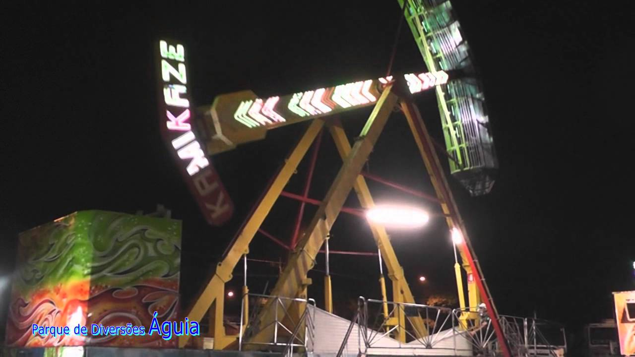 parque de diversoes aguia alegria diversao na festa de maio de ipora youtube