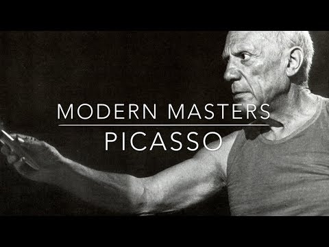 MODERN MASTERS: Picasso