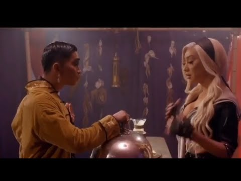 Bretman rock and nikita dragun funny scene in escape the night thumbnail