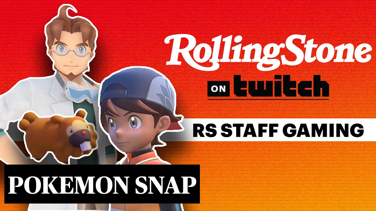 RS Staffers Play Pokemon Snap