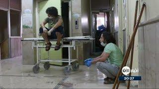 مستشفيات حلب .. واقع مرير في ظل الحصار والقصف
