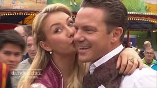 Volksmusikanten Anna-Carina Woitschack und Stefan Mross im Interview | Landesschau Baden-Württemberg