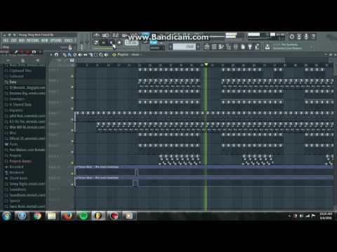 Young Thug - Best Friend Instrumental Remake (FLP in description)