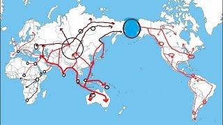 Türklerin Genetik Kökeni ve Milletlerin Doğuşu ( Türkler Ortaasya'ya Nereden Geldi )