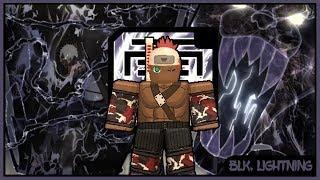 ROBLOX| NRPG BEYOND| (CODE) BLACK LIGHTNING KG SHOWCASE!!
