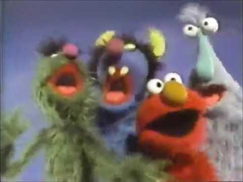 Sesame Street Cookie Monster Food Song