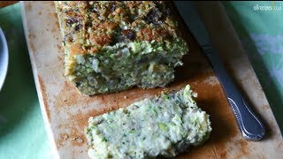 Courgette Pate Video Recipe