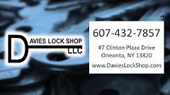 Davies Lock Shop, LLC | Oneonta NY Locksmiths