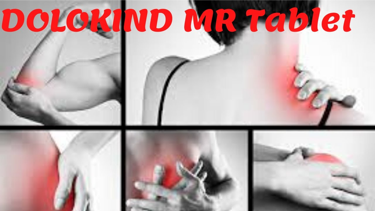 DOLOKIND MR Tablet Uses Composition Side Effect Precaution How To Uses &  Review