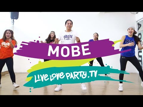Mobe by Enrique Gil   Live Love Party   Dance Fitness