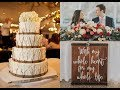 50+ Rustic Wedding Decoration Ideas for Creating a Rustic Style Wedding | 50 TOP STUFF
