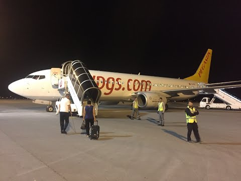 Thumbnail: Flight Report ✈ Pegasus Airlines | PC3201 Sivas - Izmir | B737-800 TC-IZI