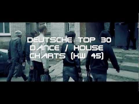 Deutsche Top 30 Dance / House Charts [KW 45  2012]