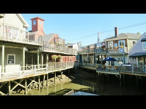 Kennebunkport,  Canada and New England Cruise