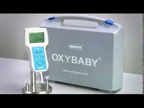 WITT Gas Analyser Oxybaby