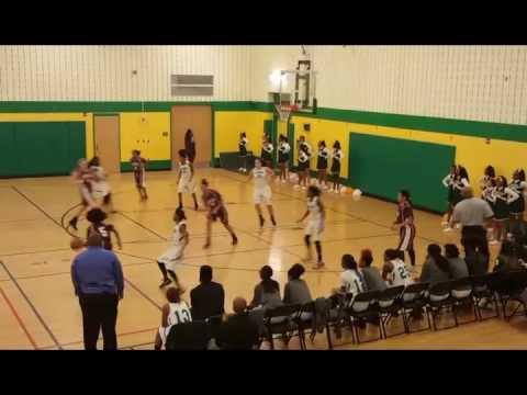 Greenbelt Middle School vs Samuel Ogle - 1/9/17 - (Playoff)