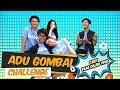 Cast 'DILAN 1990' Mana yang Jago Gombal? | ADU GOMBAL CHALLENGE