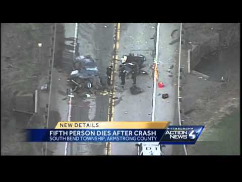 Head-on crash in South Bend Township claims 5th victim