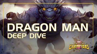 Dragon Man Deep Dive: Insane Power Gain | Marvel Contest of Champions