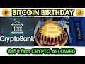 CRYPTO NEWS #215    आज है बिटकोइन का जन्मदिन, PETRO, BITTREX, BANK ALLOWED CRYPTO TRANSACTIONS