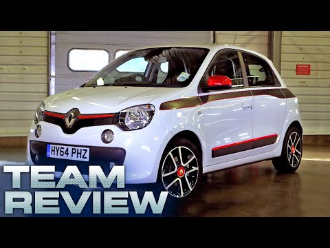 Renault Twingo Team Review Fifth Gear